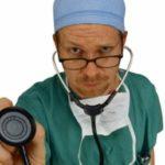 Разработка научно обоснованных показаний к госпитализации